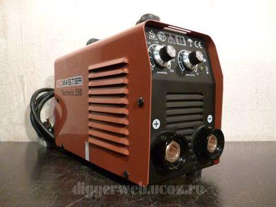 SD-MASTER Technic 250