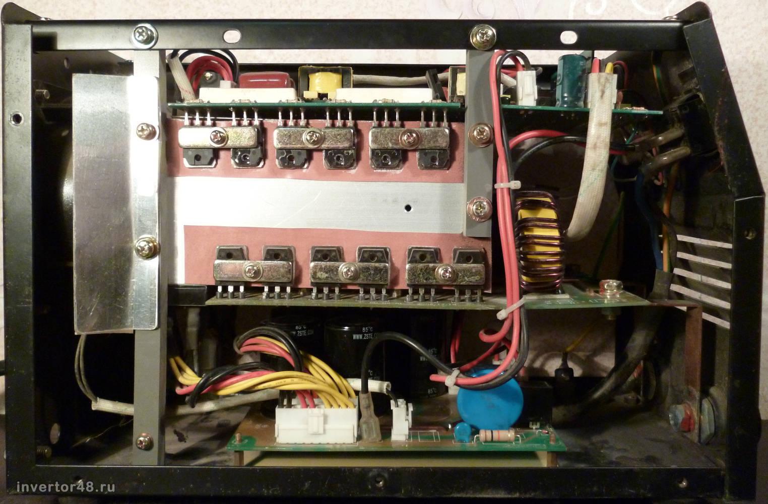 Сварочный инвертор arc 200 схема фото 392