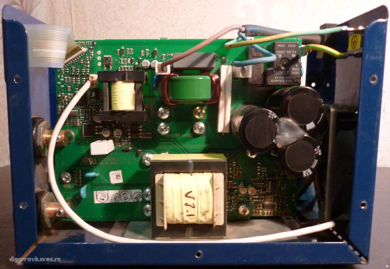 blueweld 220s ремонт схема