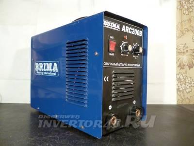 Инвертор BRIMA ARC 200 B