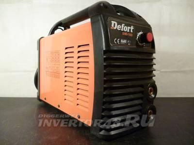 Инвертор DEFORT DWI 160 >
