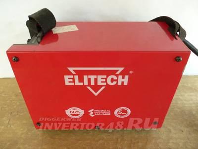 Обзор сварочного аппарата Elitech ИС-200Н: схема, отзывы