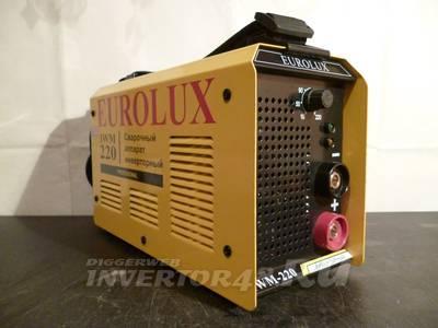 Инвертор Eurolux IWM220
