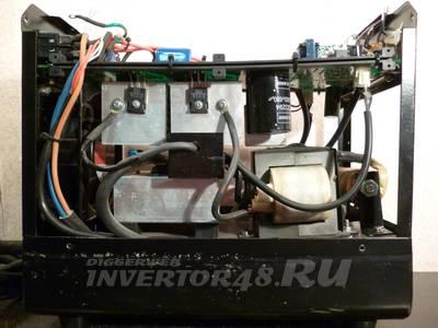 Сварочный инвертор in 170 схема