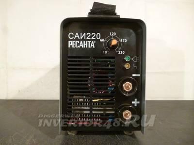 Сварочный инвертор ресанта 190 схема фото 947