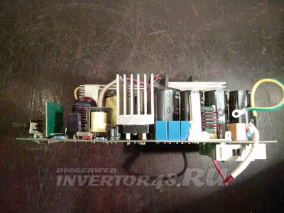 Сварочный аппарат инверторный, ресанта, сАИ 250