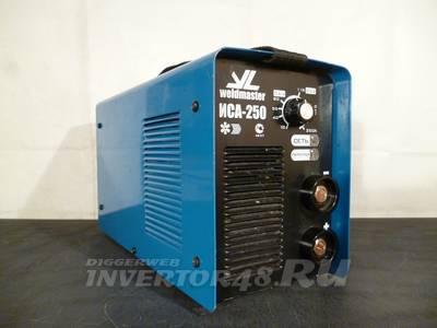 Инвертор WELDMASTER ИСА 250