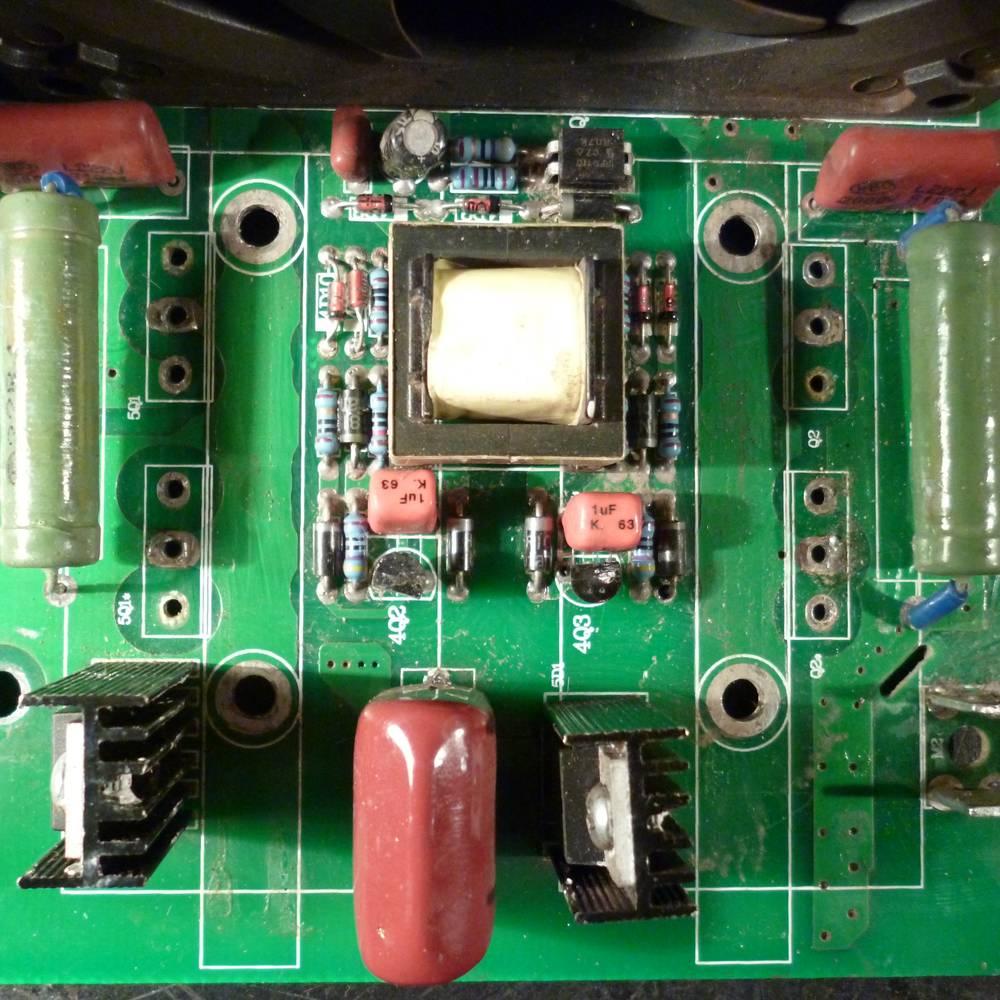 Сварочный ресанта сгорели транзисторы