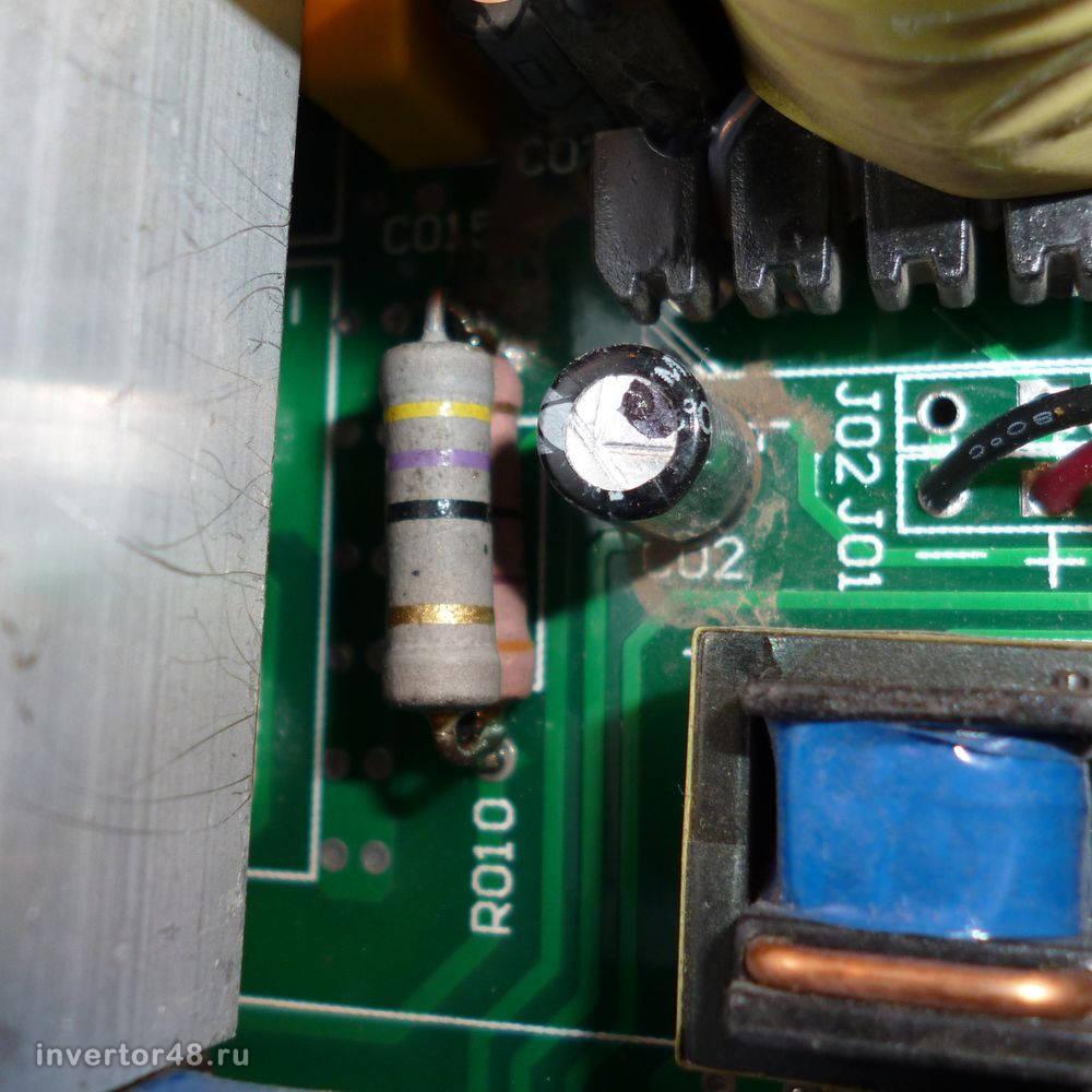схема ресанта220 gp60